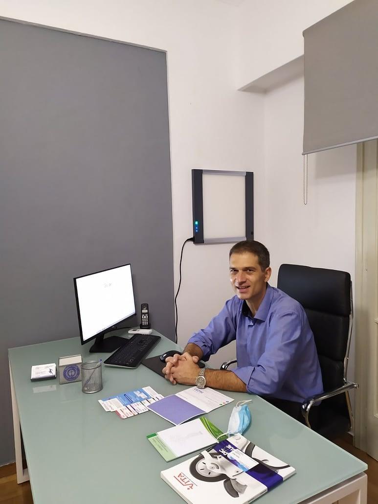 Ορθοπαιδικός Χειρουργός Δημήτριος Δόβρης - Ιατρείο Αθήνα