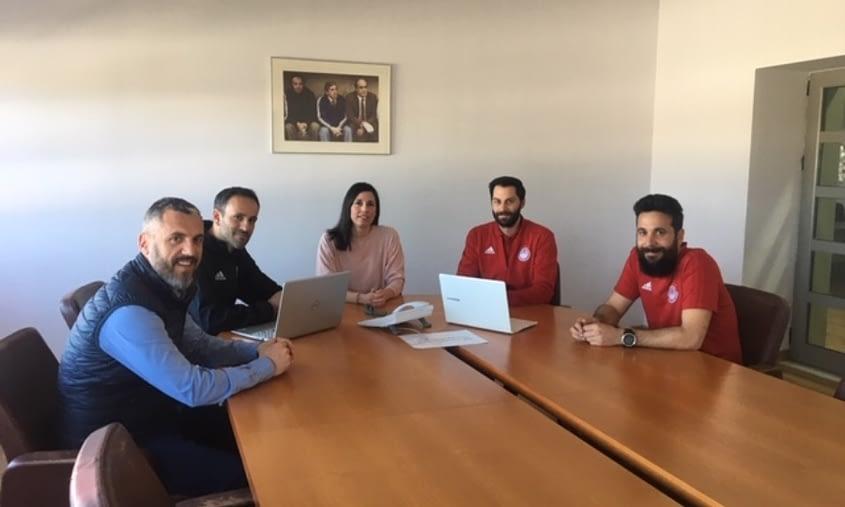 Πρόγραμμα e-learning Ακαδημίας Ολυμπιακού